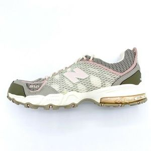 New Balance 810 Running Shoes Gray Pink 6.5 W